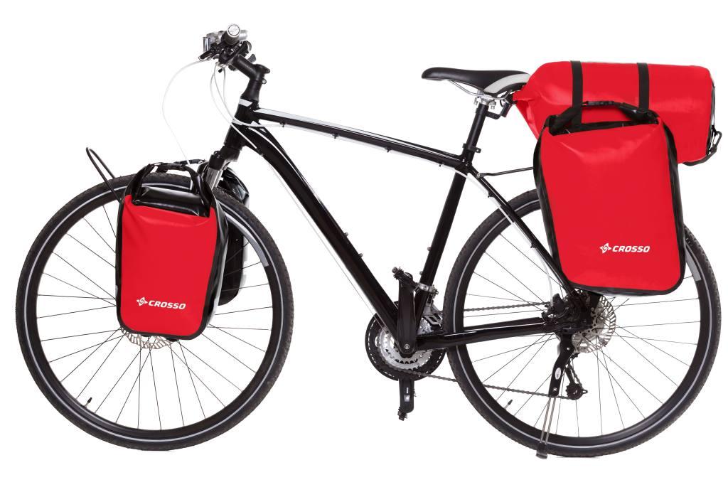 Bicycle panniers