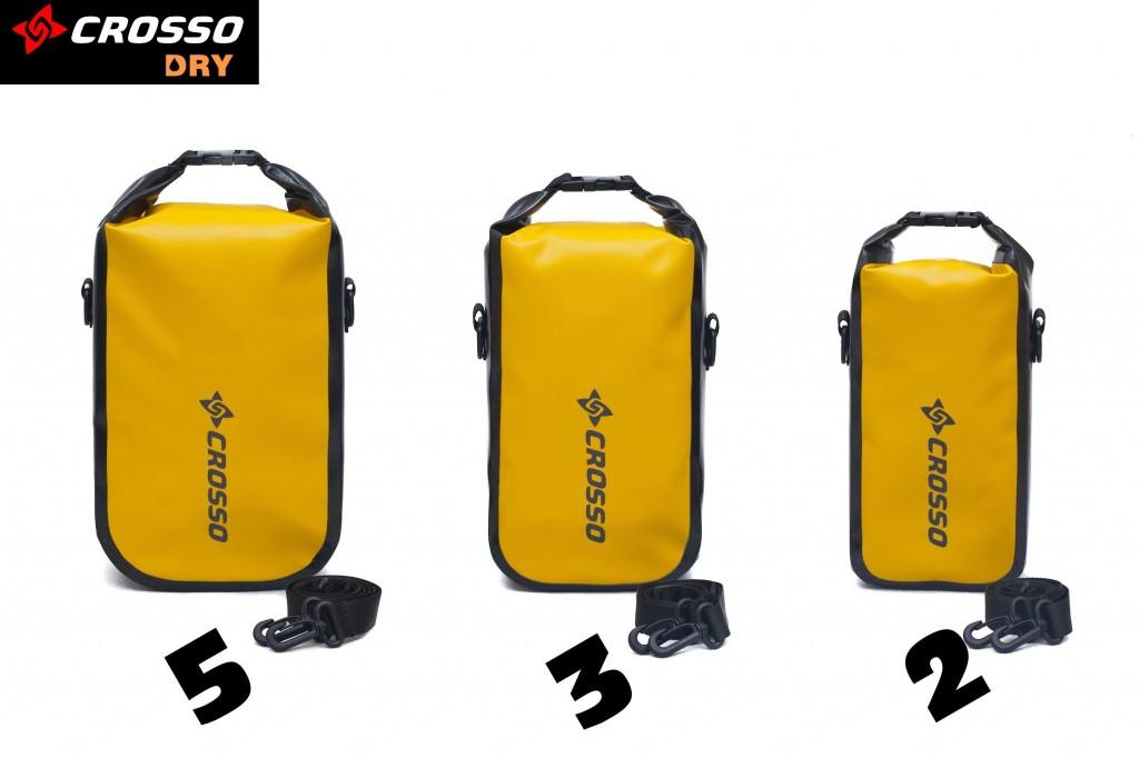 Mini bag 2 3 5 yellow