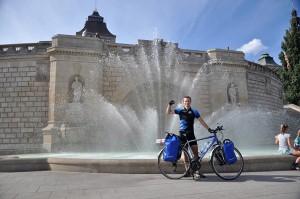 PaćMan na rowerze