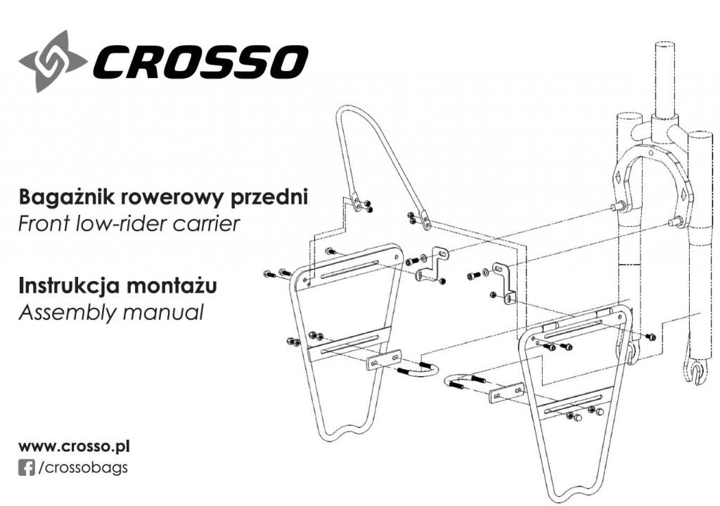 Low-rider mocowanie standardowe