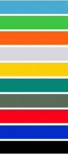 wszystkie kolory